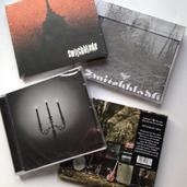 SWITCHBLADE - 2003 / 2006 / 2009 / 2012 CD Bundle